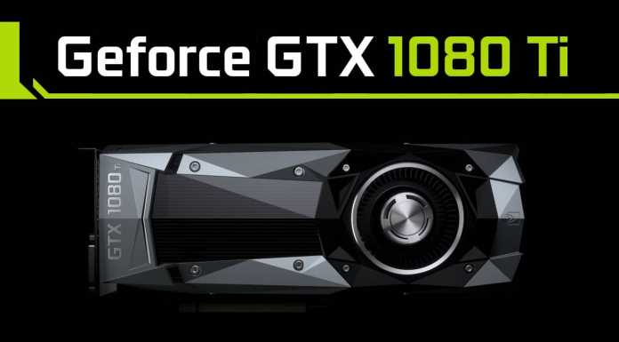 Nvidia GTX 1080Ti Benchmarks Comparison