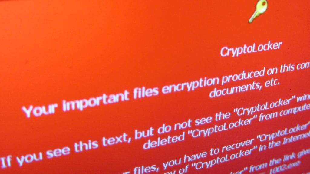 Remove Cryptolocker Ransomware