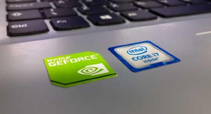 Nvidia Geforce 940MX