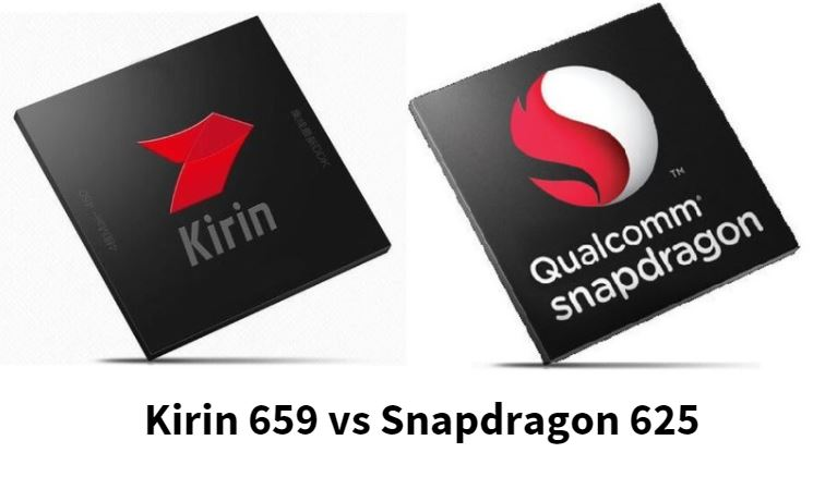 Kirin 659 vs Snapdragon 625