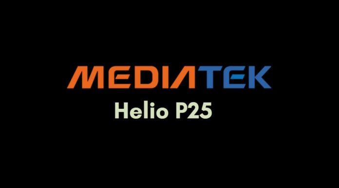 MediaTek Helio P25