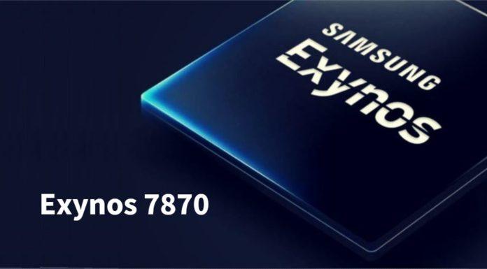 Samsung Exynos 7870