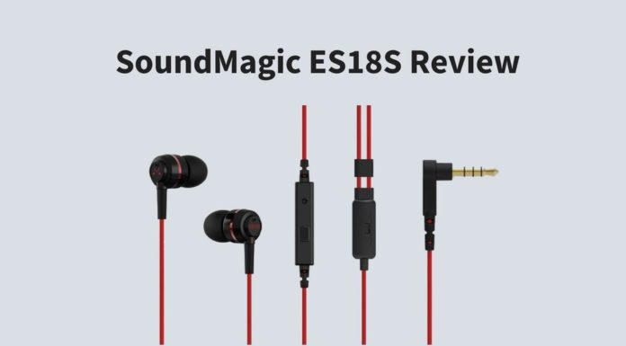 SoundMagic ES18S Review