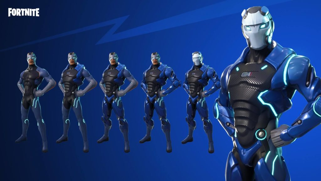 Carbide Unlockable Styles