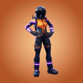 Fortnite Dark Vanguard Skin