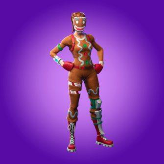 Fortnite Ginger Gunner Skin