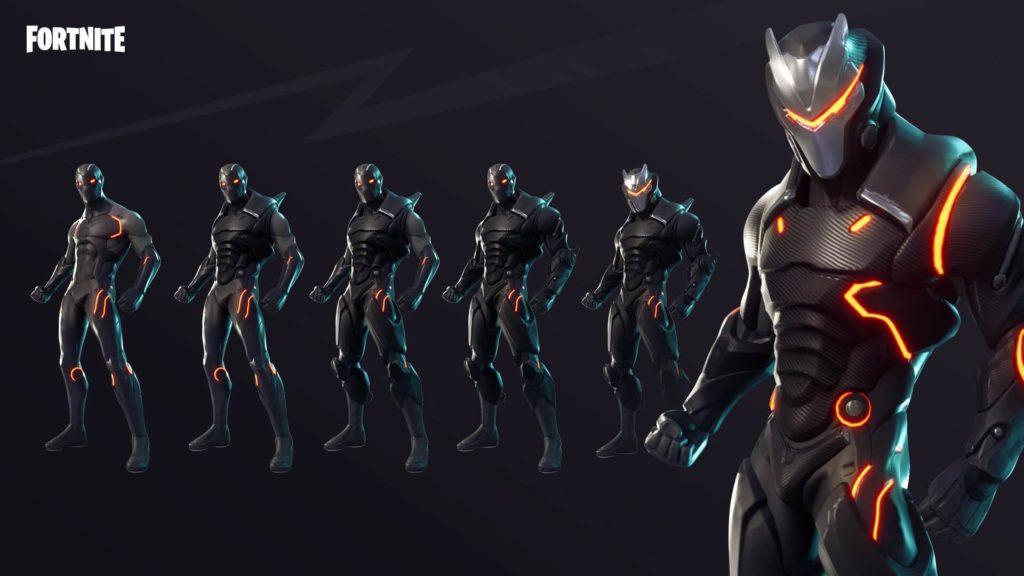 Fortnite Omega Unlockable Styles