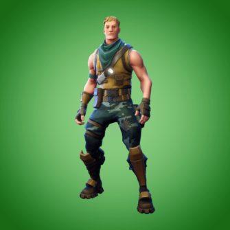 Fortnite Ranger Skin