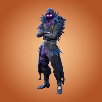 Fortnite Raven Skin