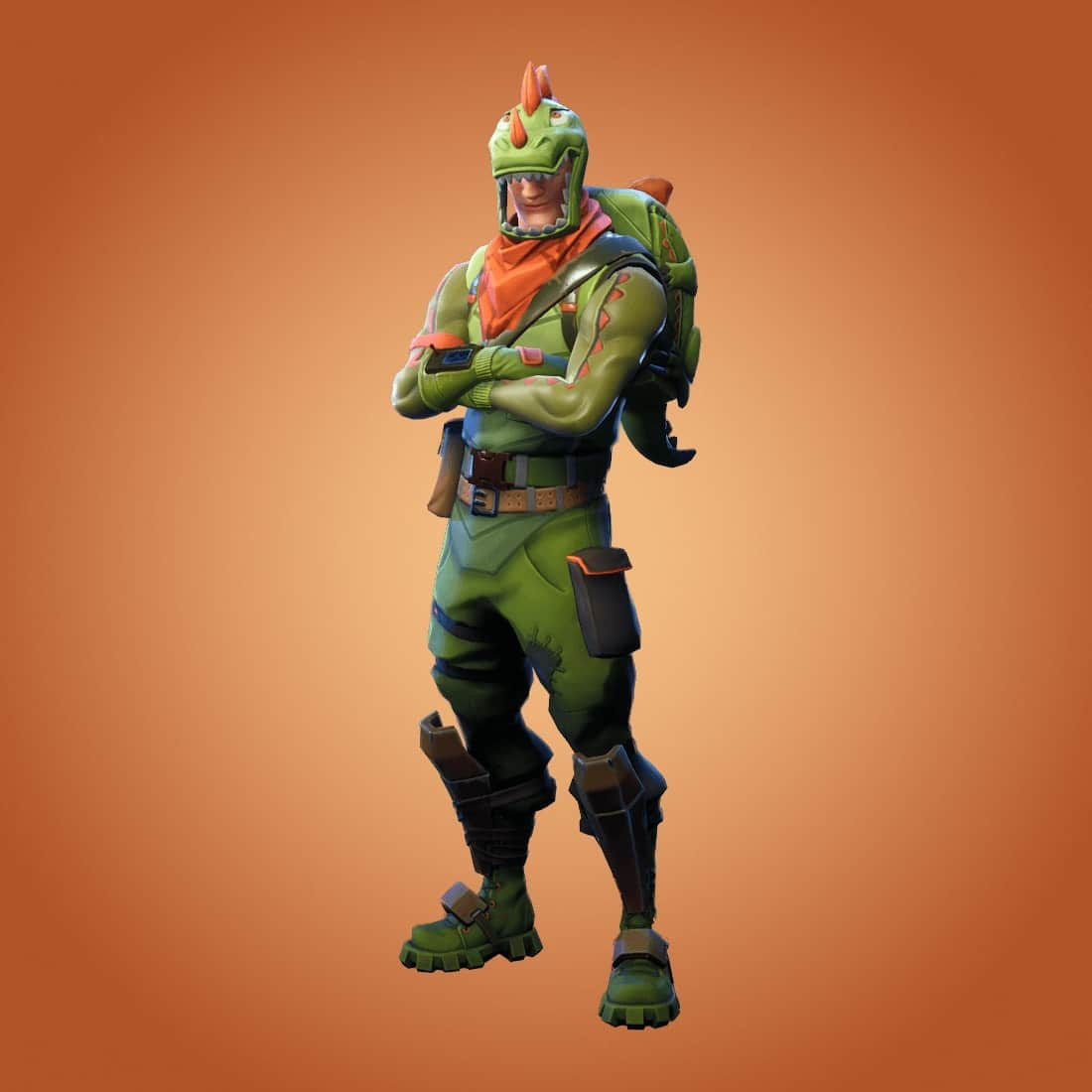 All Fortnite Characters & Skins June 2020 - Tech Centurion