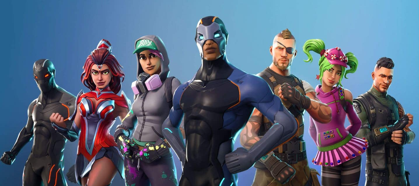 All Fortnite Skins and Characters Outfits