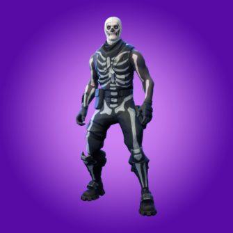 Fortnite Skull Trooper Skin