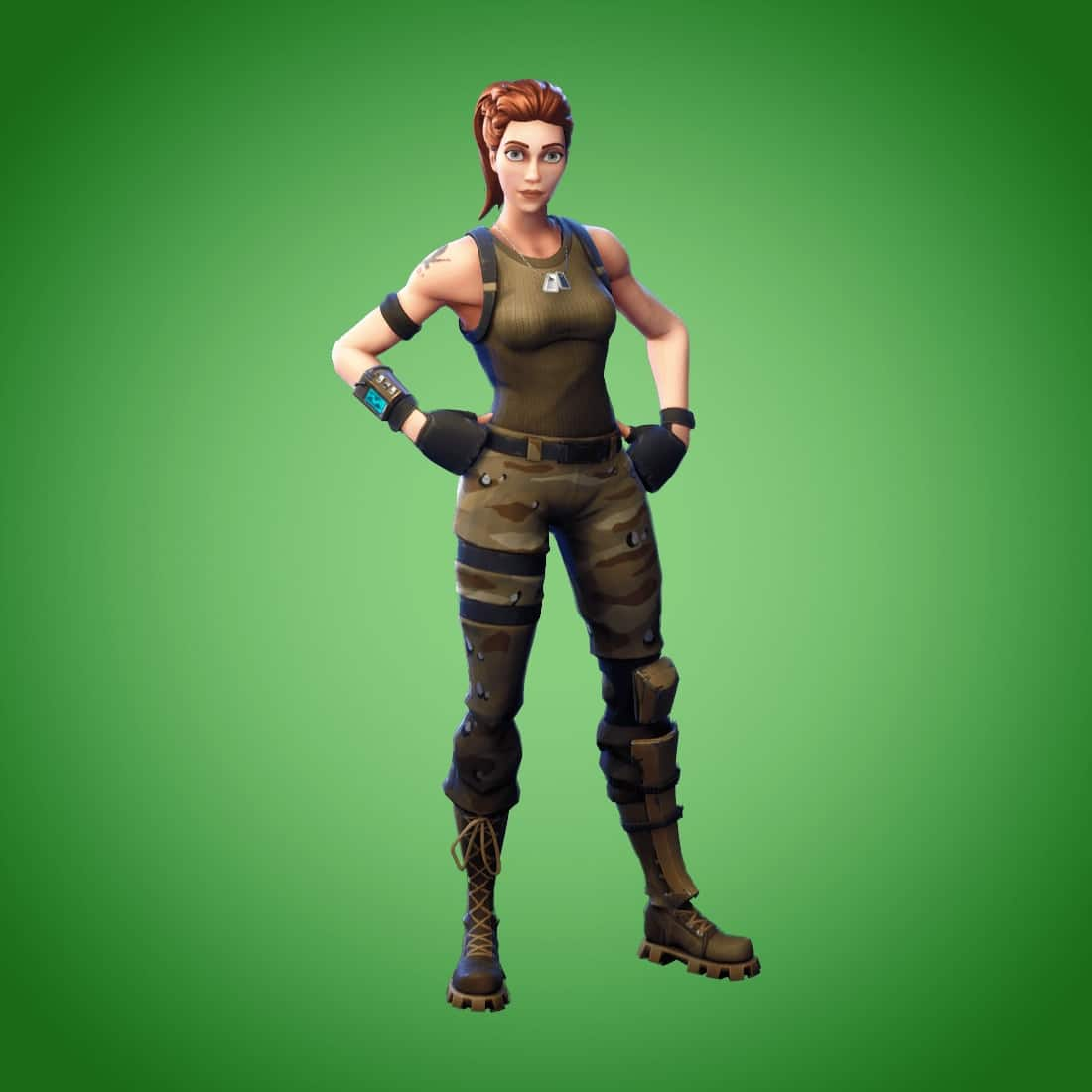 All Fortnite Skins & Characters [August 2018]