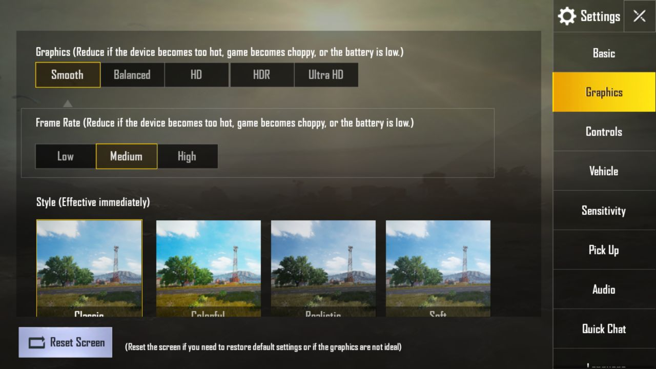 Increase FPS In PUBG Mobile And Fix The Lag