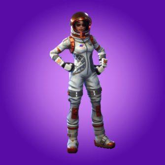 Fortnite MoonWalker Skin