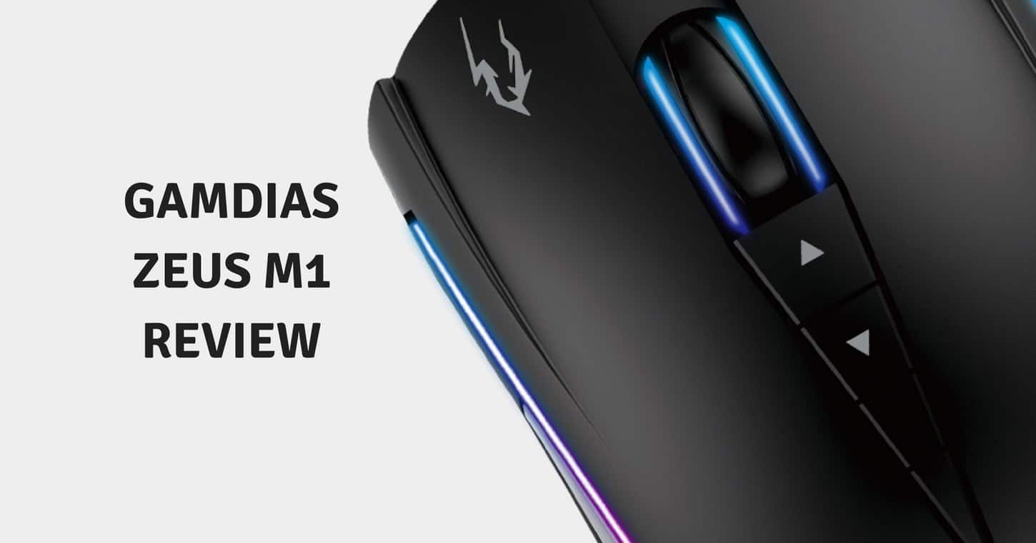Gamdias Zeus M1 RGB Gaming Mouse