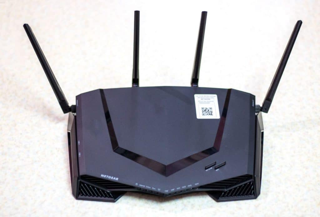 Netgear XR500 Top View
