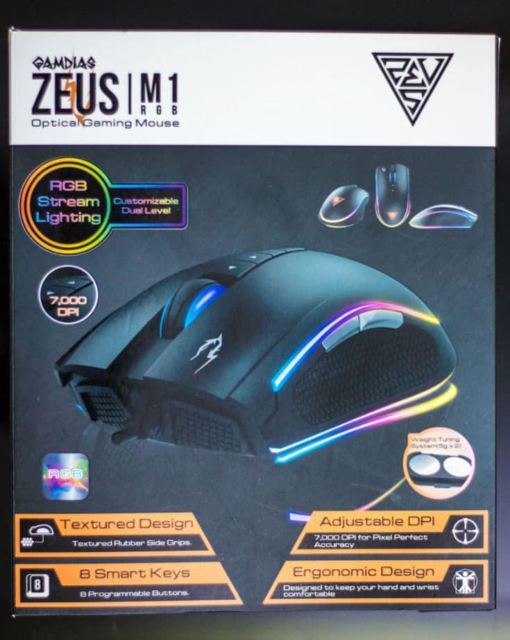 Zeus M1 Box Front