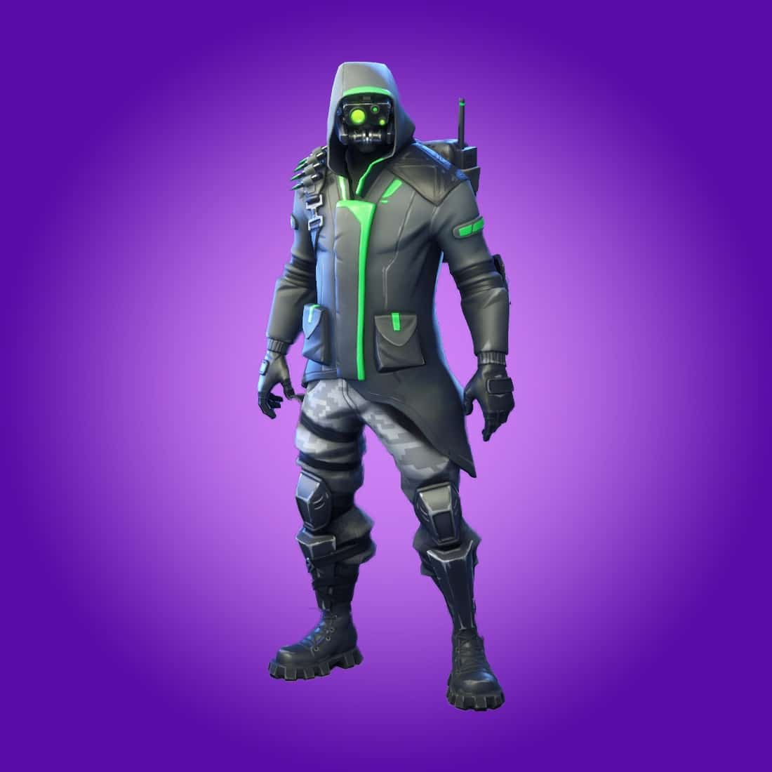 All Fortnite Characters & Skins June 2020 - Tech Centurion