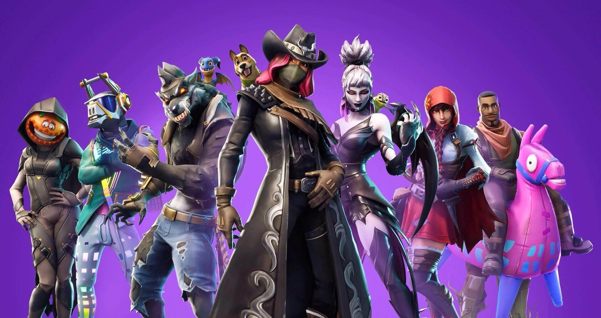 Fortnite Skins and Character Outfits