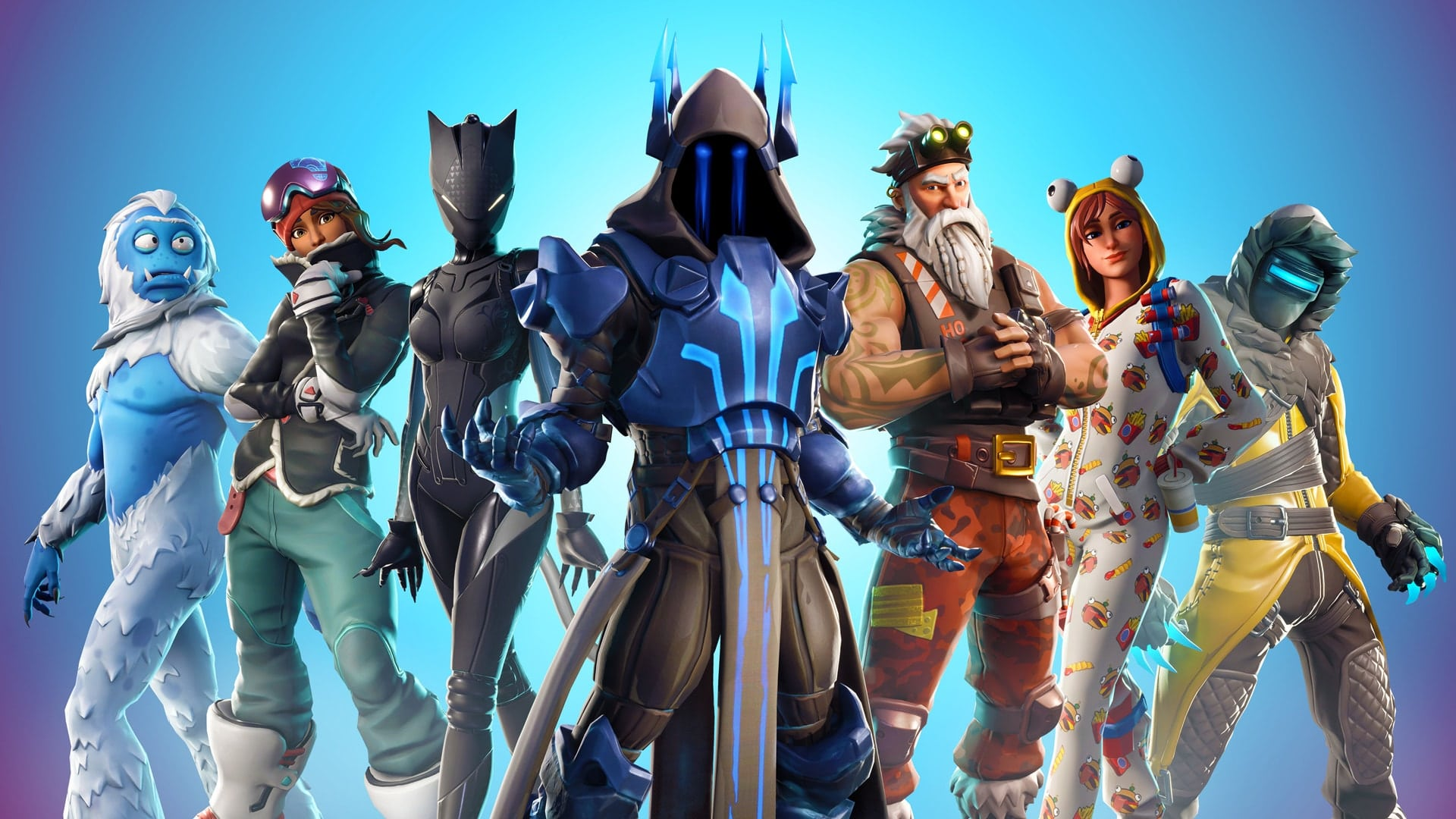 All Fortnite Characters Skins March 2019 Tech Centurion