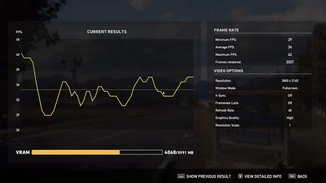 Far Cry 5 4K Performance 1660 Ti