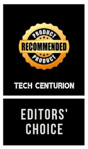 Recommended by Tech Centurion