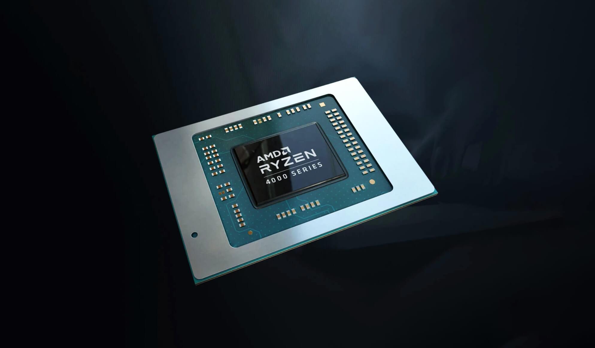 AMD Renoir Ryzen 4000 APUs