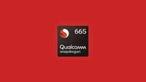 Snapdragon 665