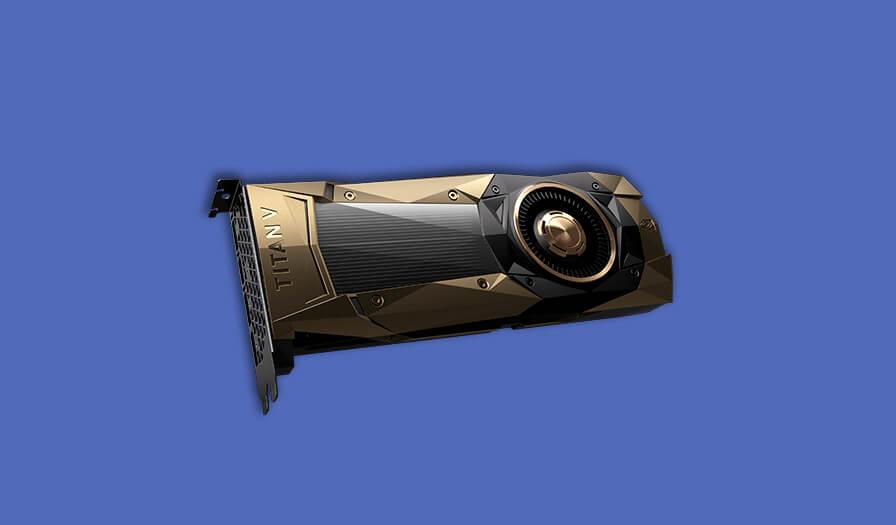 Nvidia Titan V Volta